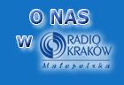 Posłuchaj audycję O NAS w Radiu Kraków >>>